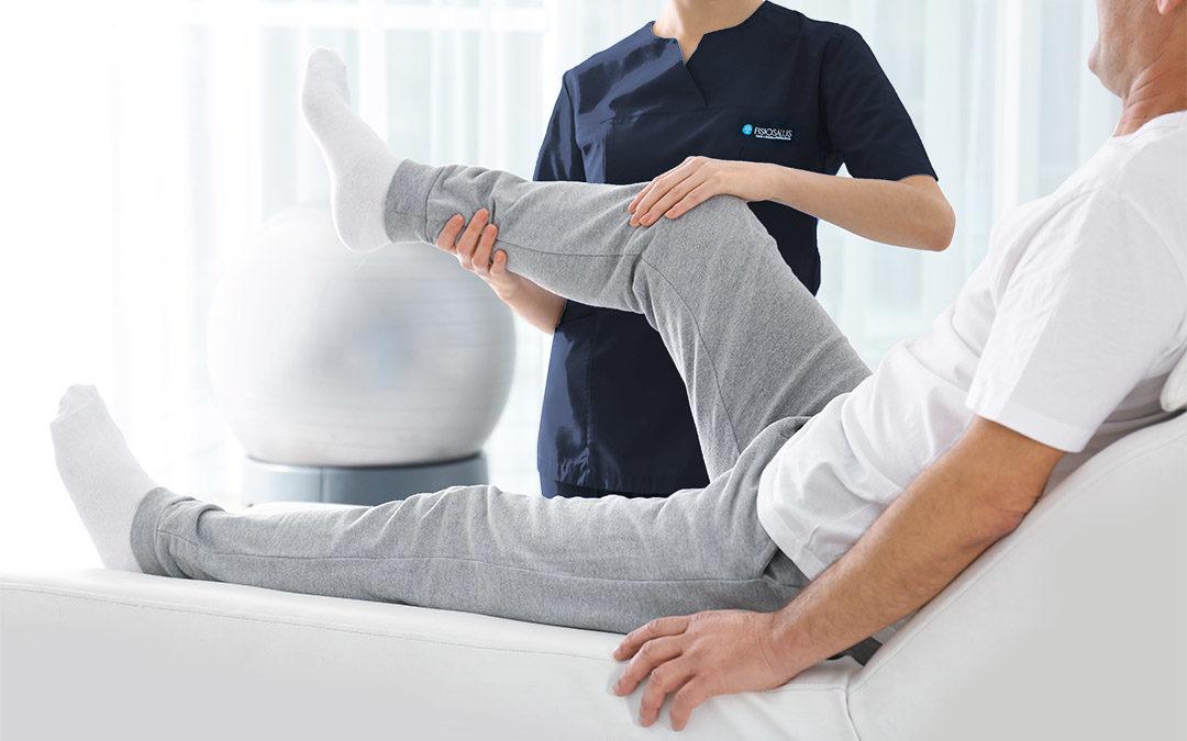 Fisioterapia a domicilio per chi ha protesi di anca e ginocchio