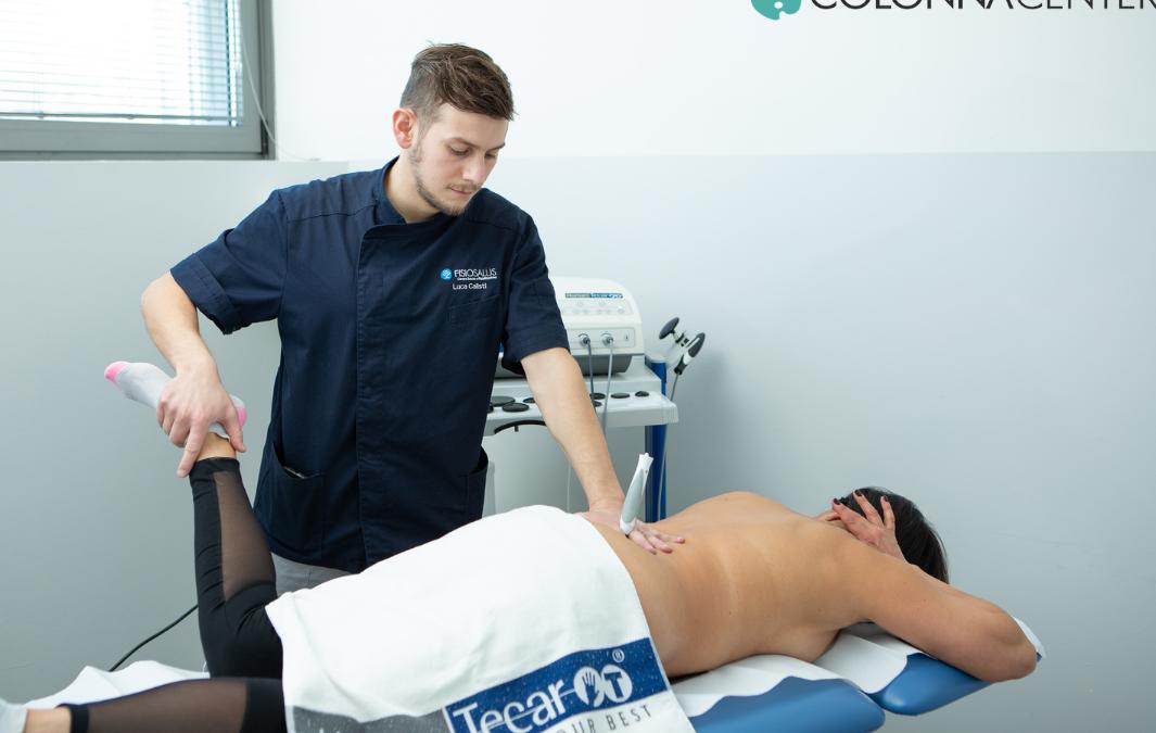 Tecarterapia per il mal di schiena
