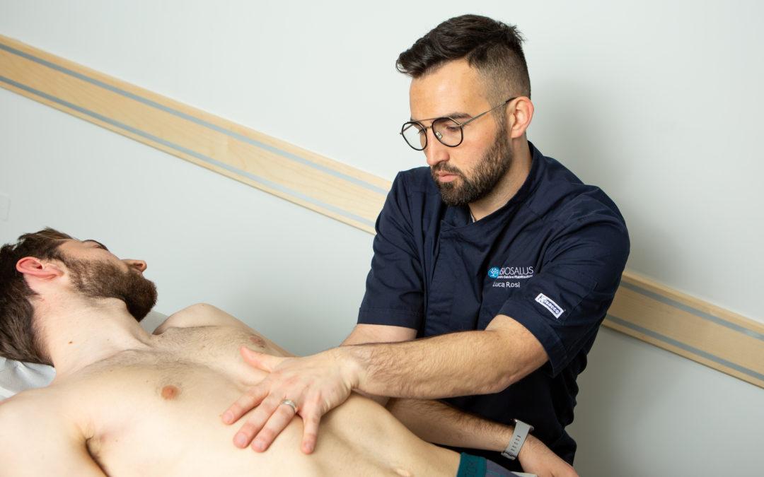 Frattura delle costole: cosa fare e tempi di recupero